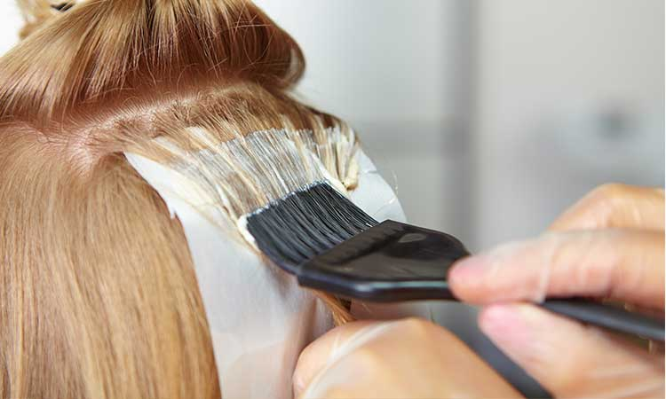 Kan je Hairextensions verven