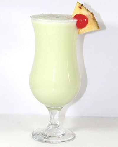 Cocomint cocktail