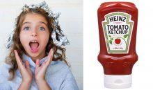 Fris je grauwe haarkleur op met…. Ketchup!