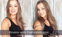 Review Hairextensions Glamour Your Hair